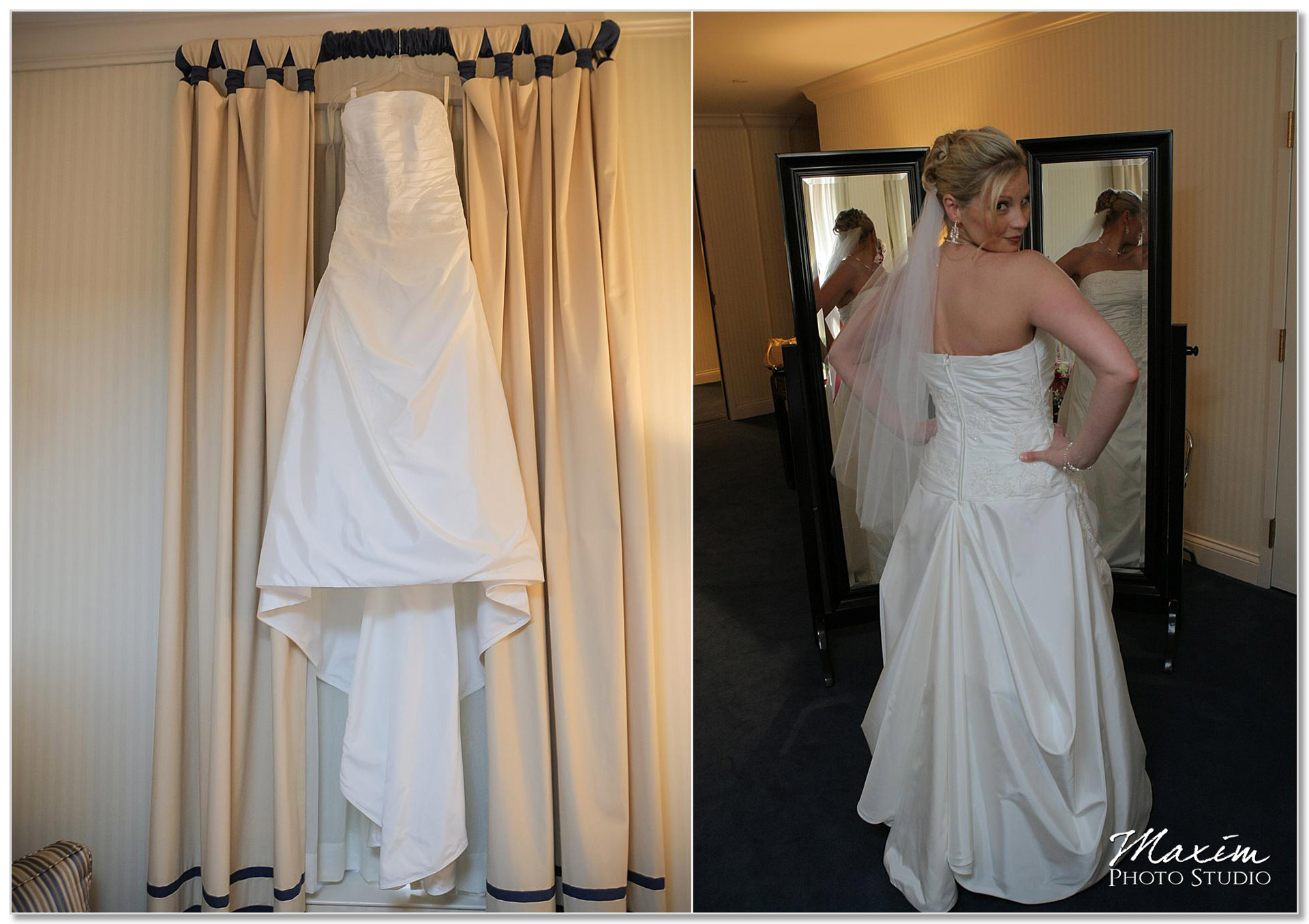 Cincinnatian Hotel Wedding Dress