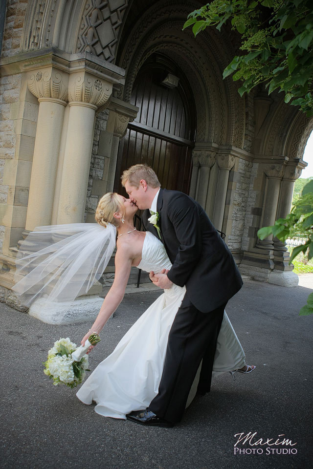 Norman Chapel Cincinnati Wedding Ceremony