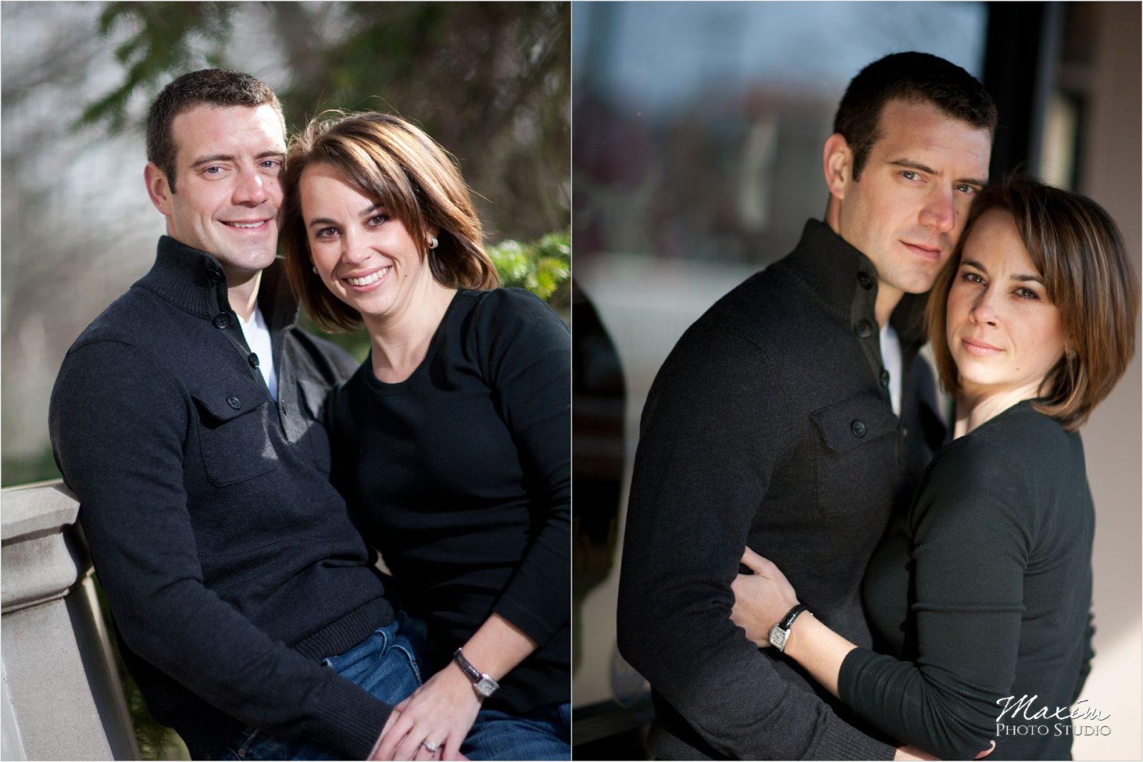 Hyde Park Engagement Cincinnati Wedding Photographers
