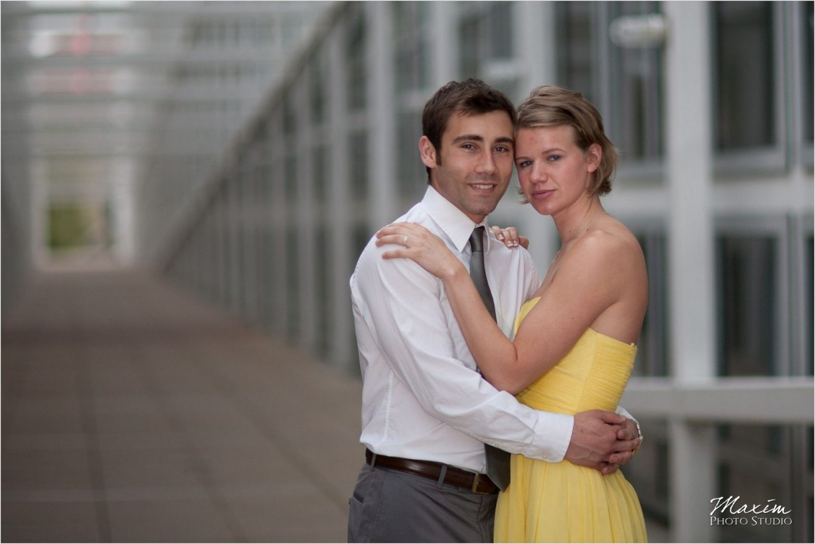 Ohio State University Columbus Wedding Photographers