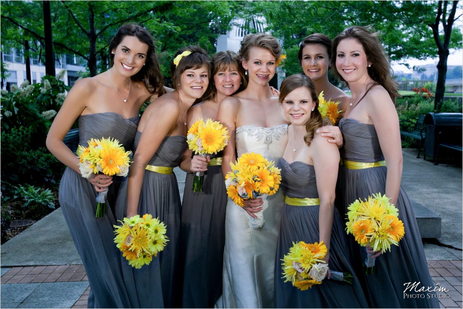 Riverscape Metropark Dayton Ohio Wedding