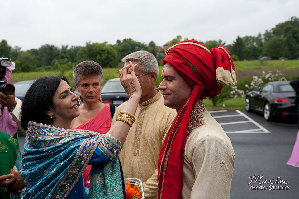 Columbus Ohio Indian Wedding