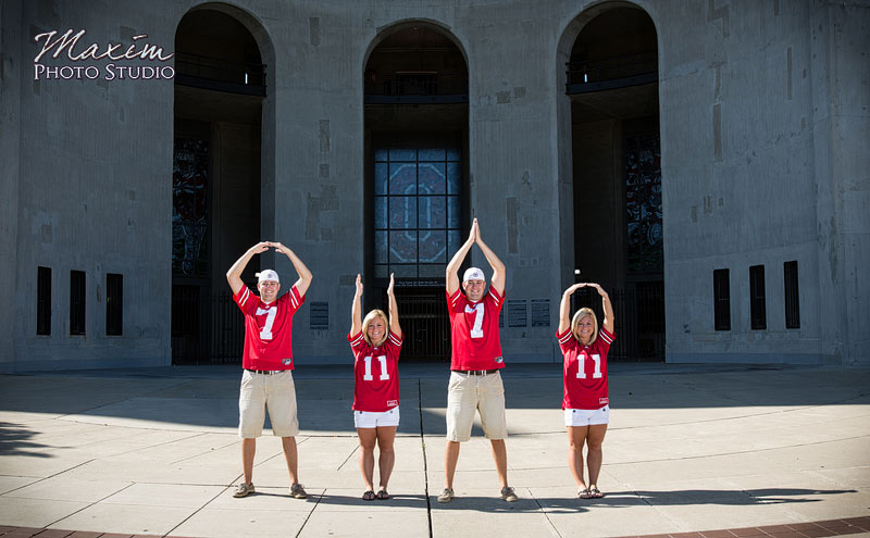 Ohio State University Columbus Engagement