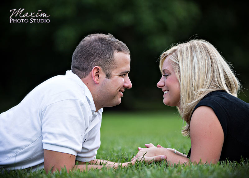 Inniswood Metro Gardens Engagement