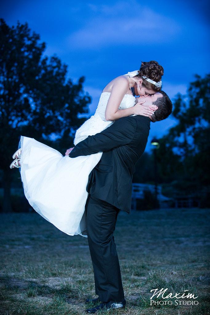 Cox Arboretum Dayton Ohio Wedding First Dance