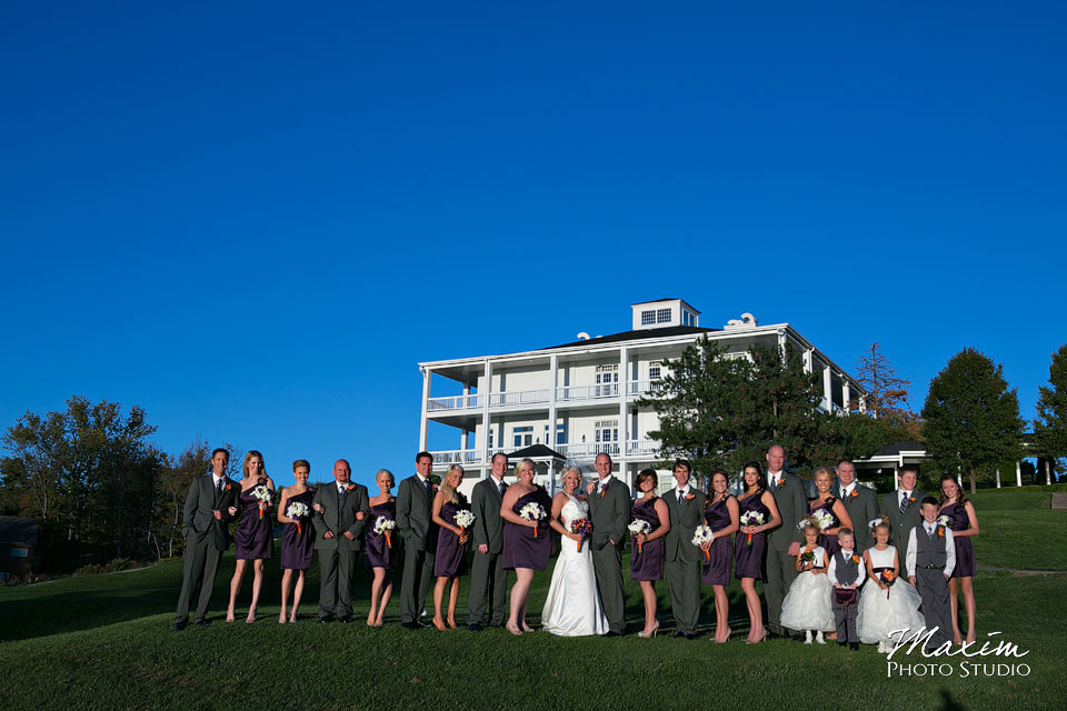 Pebble creek golf club wedding, Bridal Party