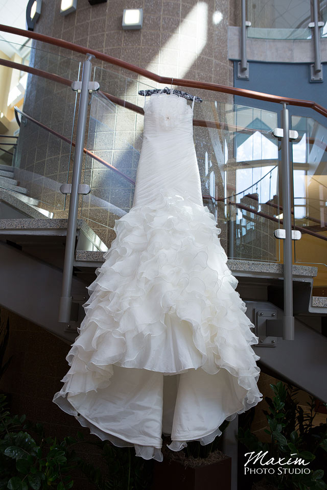 Anderson Center Cincinnati Wedding Dress