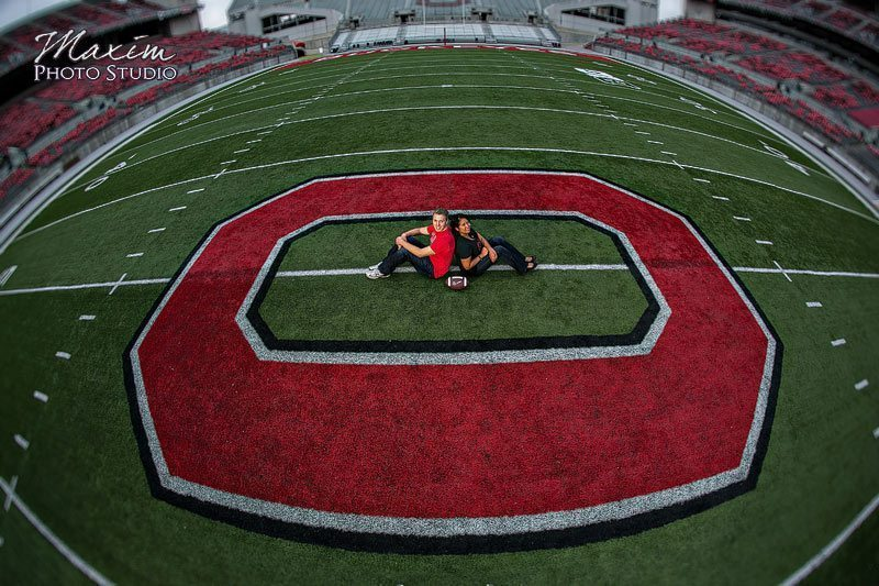 Ohio State University Columbus Engagement