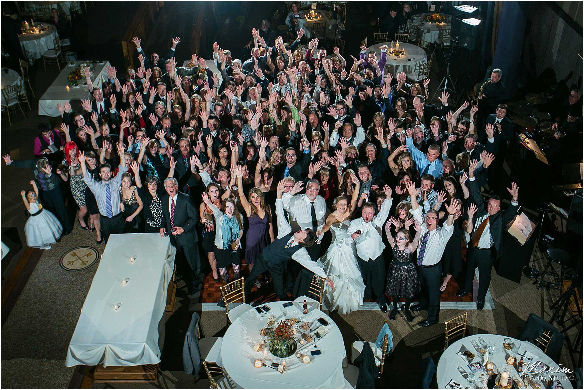 The Bell Event Centre, Wedding Reception, Group Photo