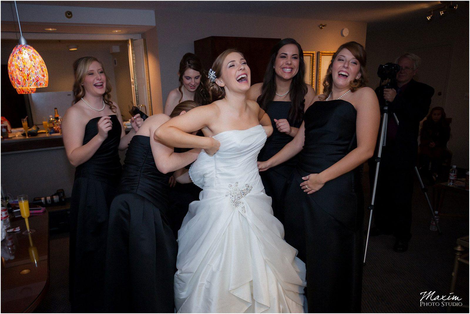 HIlton Netherland Plaza Wedding, Cincinnati Wedding Photography
