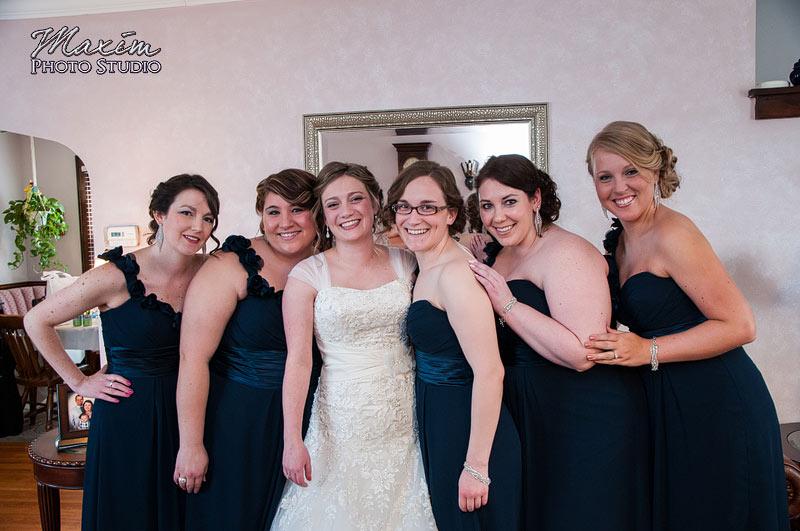 Cincinnati Wedding Bridesmaids