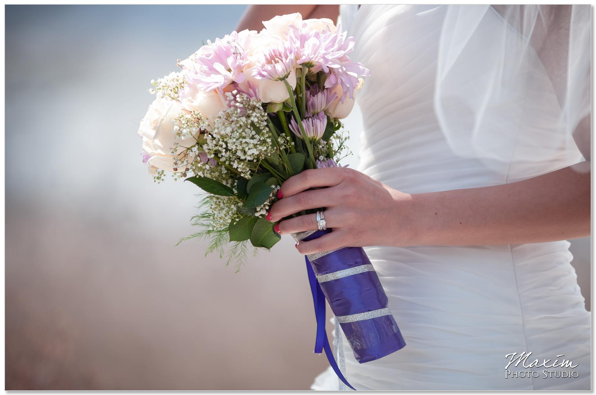 Alms Park Russian wedding flowers Cincinnati