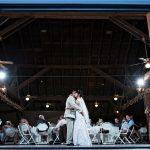 Polen Farm Dayton Wedding Reception Dance