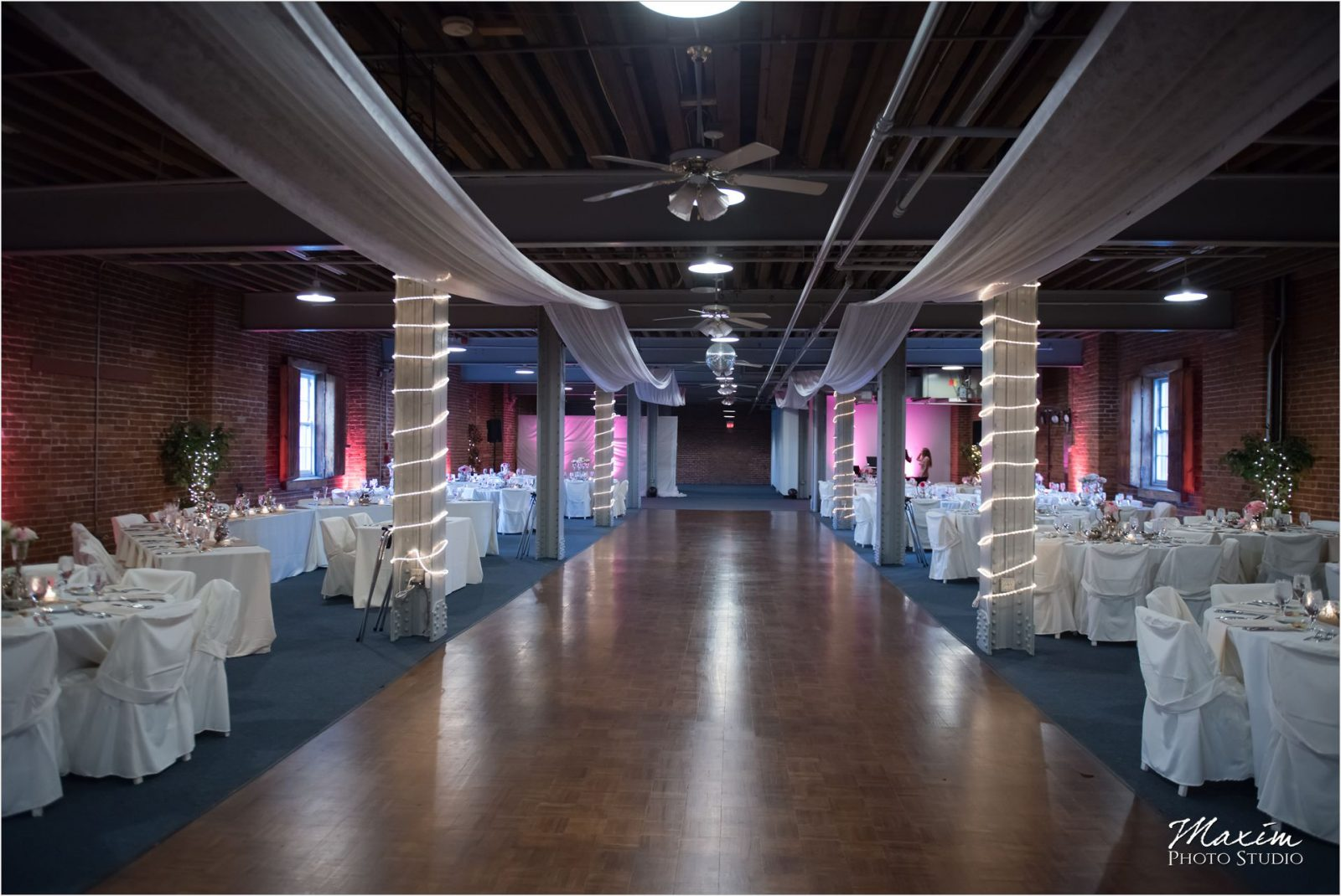 Longworth Hall Cincinnati Wedding Reception