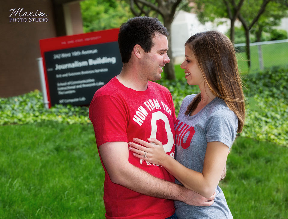 Ohio State University Engagement