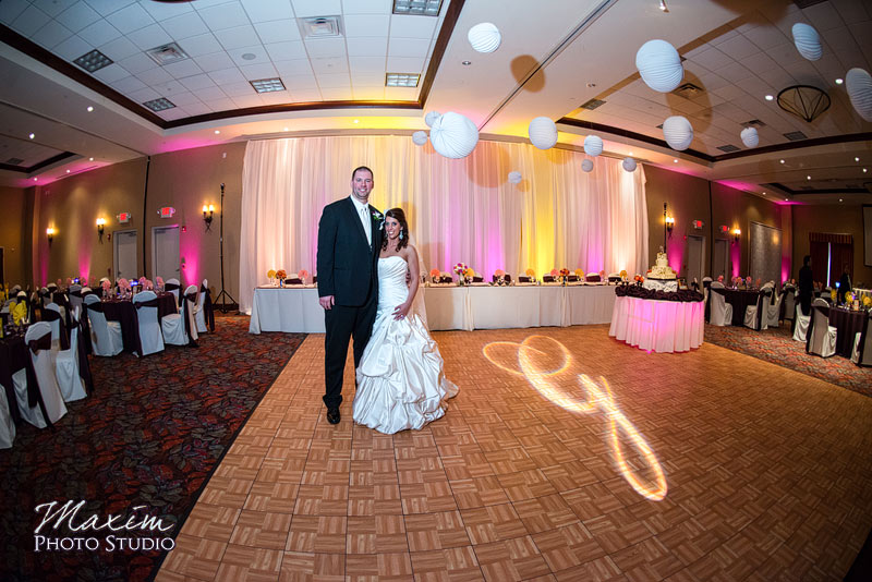 Beavercreek Ohio Wedding Reception