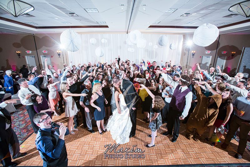 Hilton Garden Inn - Beavercreek Wedding reception