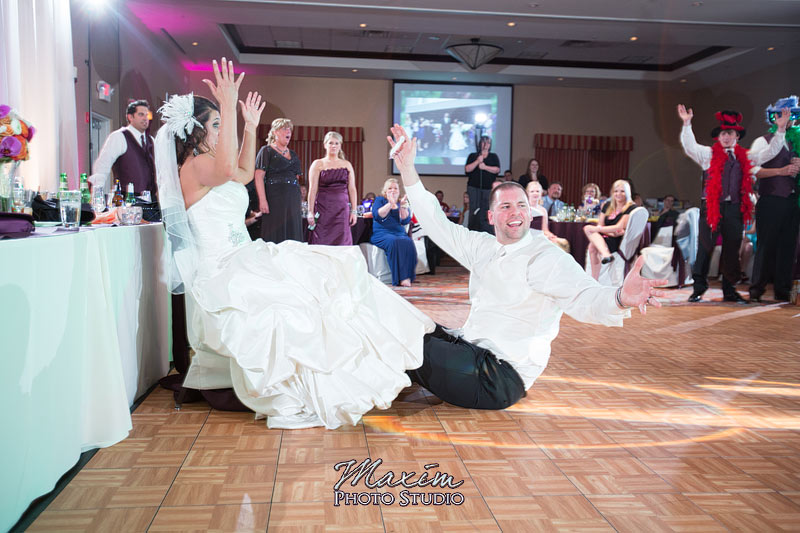 Hilton Garden Inn - Beavercreek Wedding