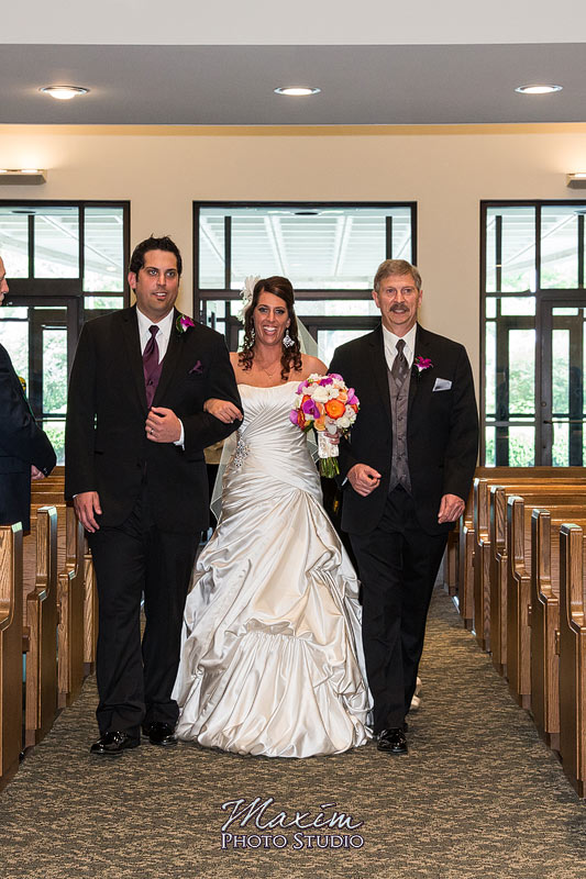 Incarnation Parish Centerville Ohio Wedding