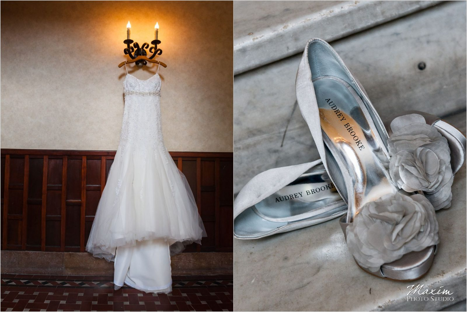 Cincinnati Bell Event Centre Wedding Bride Preparations