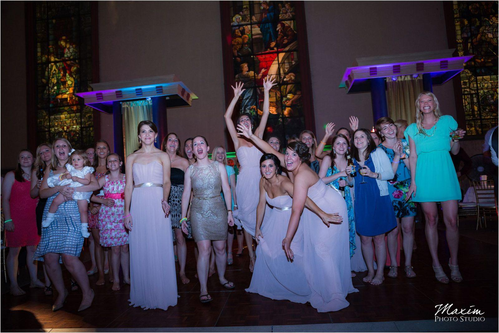Bell Event Centre Cincinnati Wedding Reception