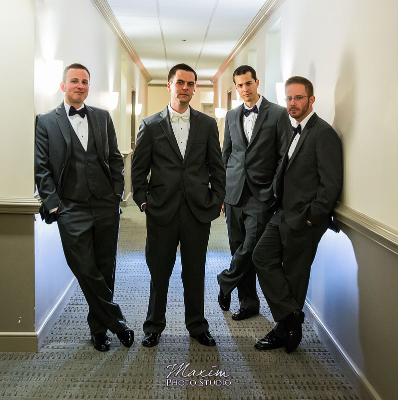 Marcum Center Oxford Ohio Wedding