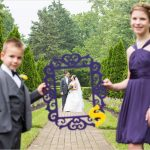 Formal Gardens Oxford Ohio Wedding