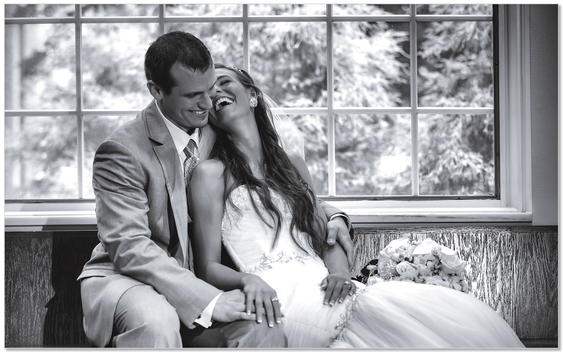 Kehoe Center Ohio Wedding Bride