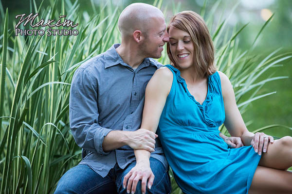 Ohio University Wedding Engagement