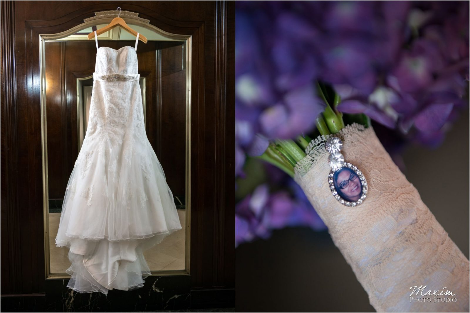Hilton Cincinnati Netherland Plaza Wedding Dress