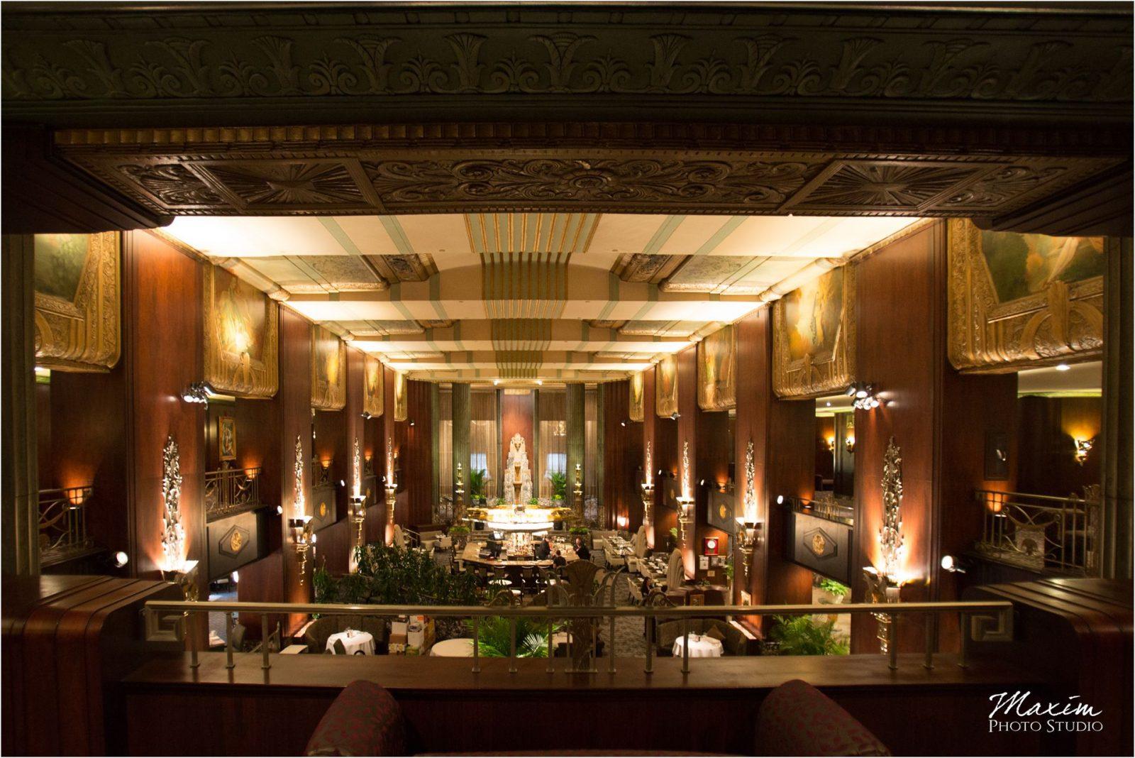 Hilton Cincinnati Netherland Plaza Palm Court