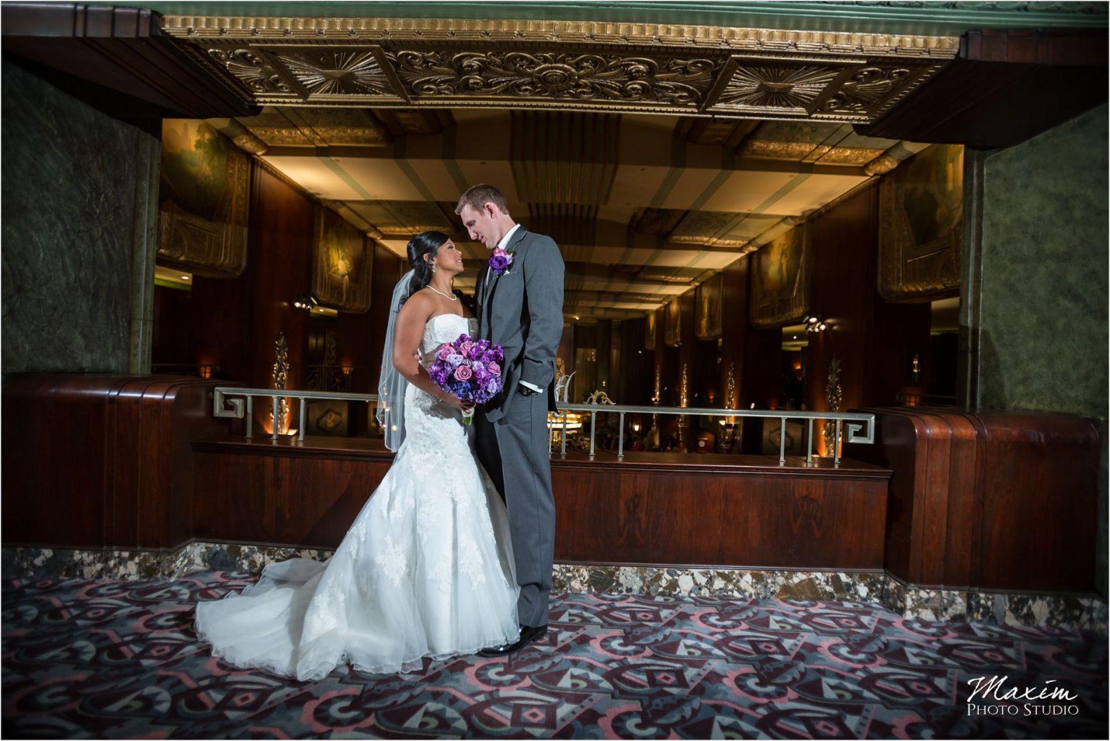 Hilton Netherland Plaza Hotel Cincinnati Wedding