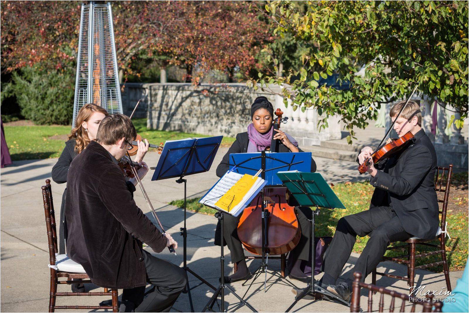Ault Park Cincinnati string quartet