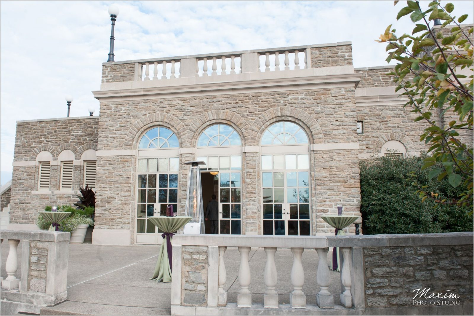 Ault Park Cincinnati Wedding Reception