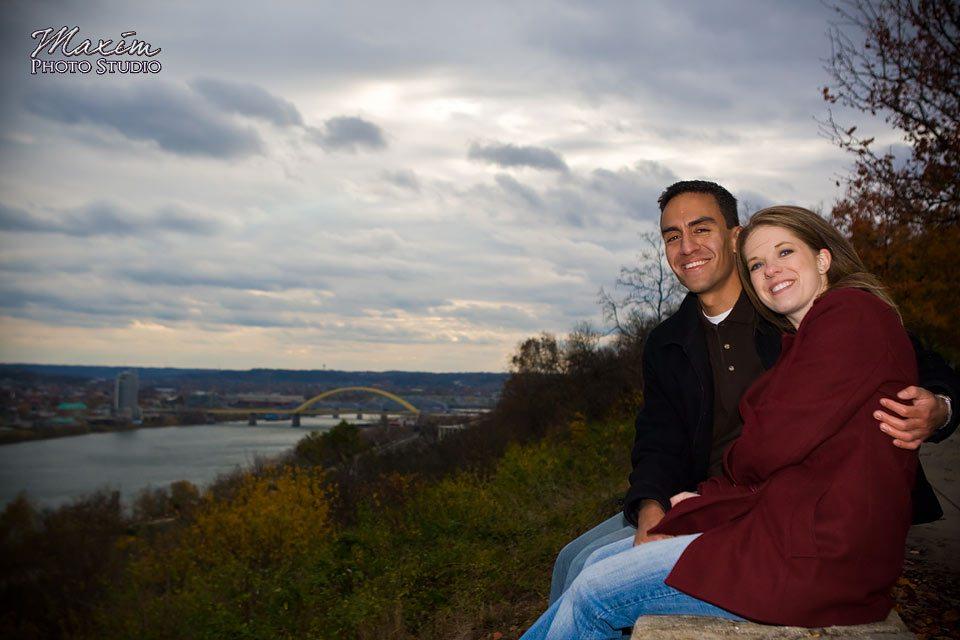Eden Park Cincinnati Engagement