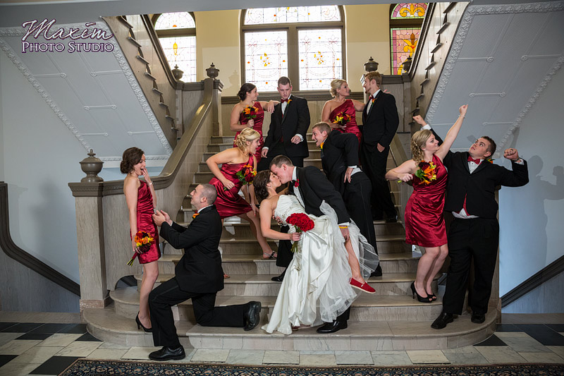 Fort Piqua Plaza Wedding