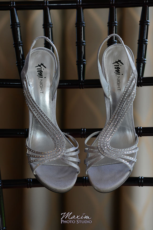 Scioto Reserve Country Club Wedding Shoes