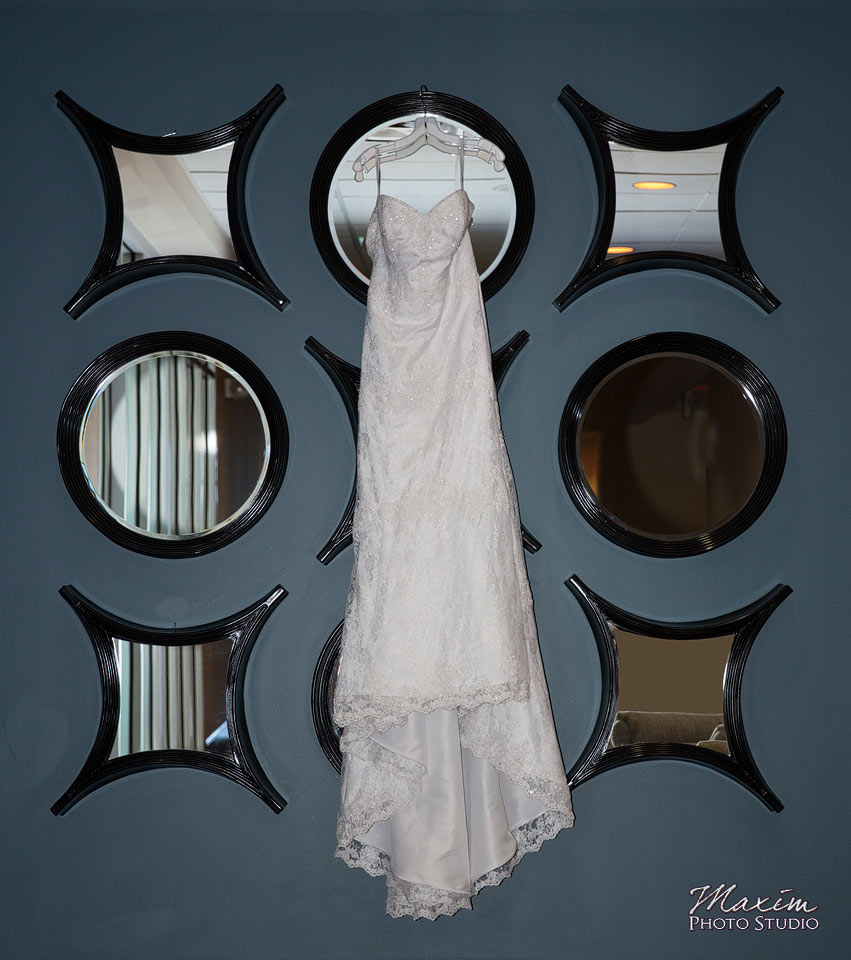 Scioto Reserve Country Club Wedding Dress