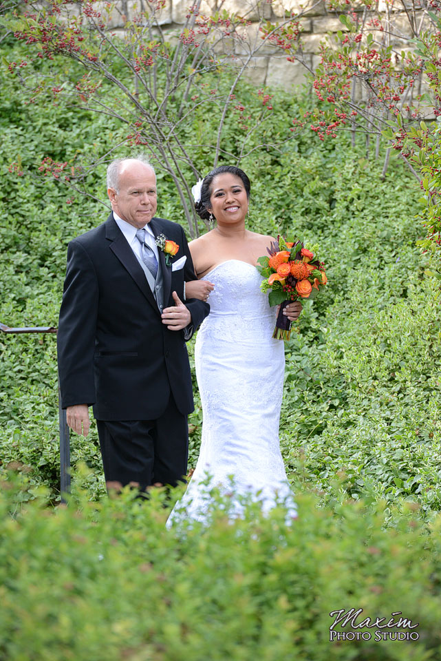 Scioto Reserve Country Club Wedding Ceremony