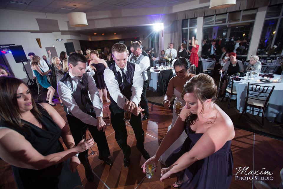 Scioto Reserve Country Club Wedding Reception