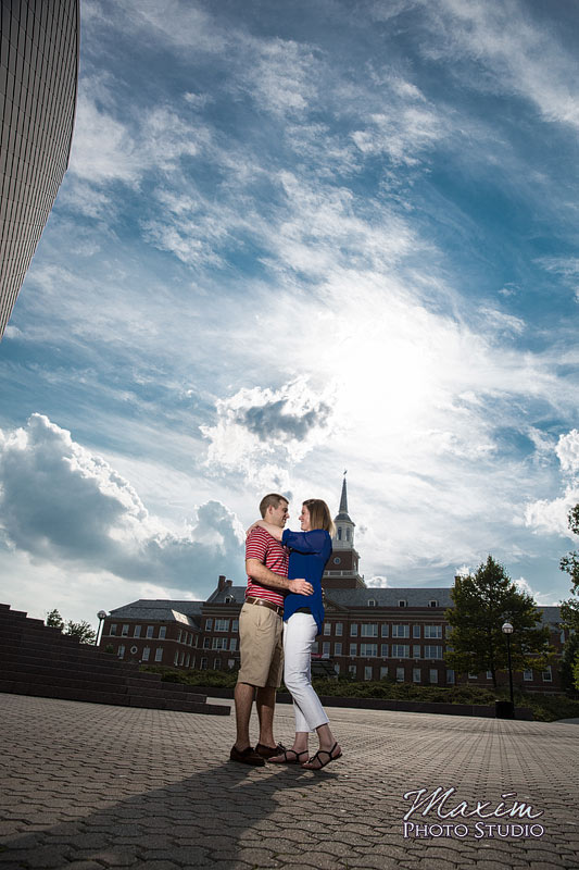 University of Cincinnati Engagement