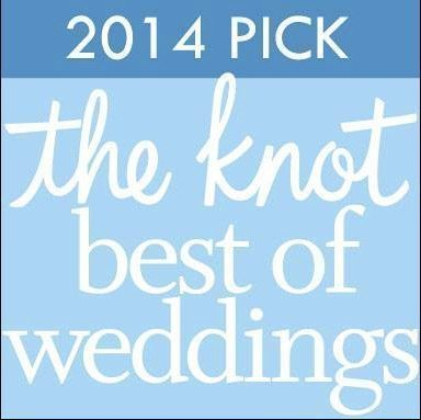 2014 The Knot Best of Weddings Award