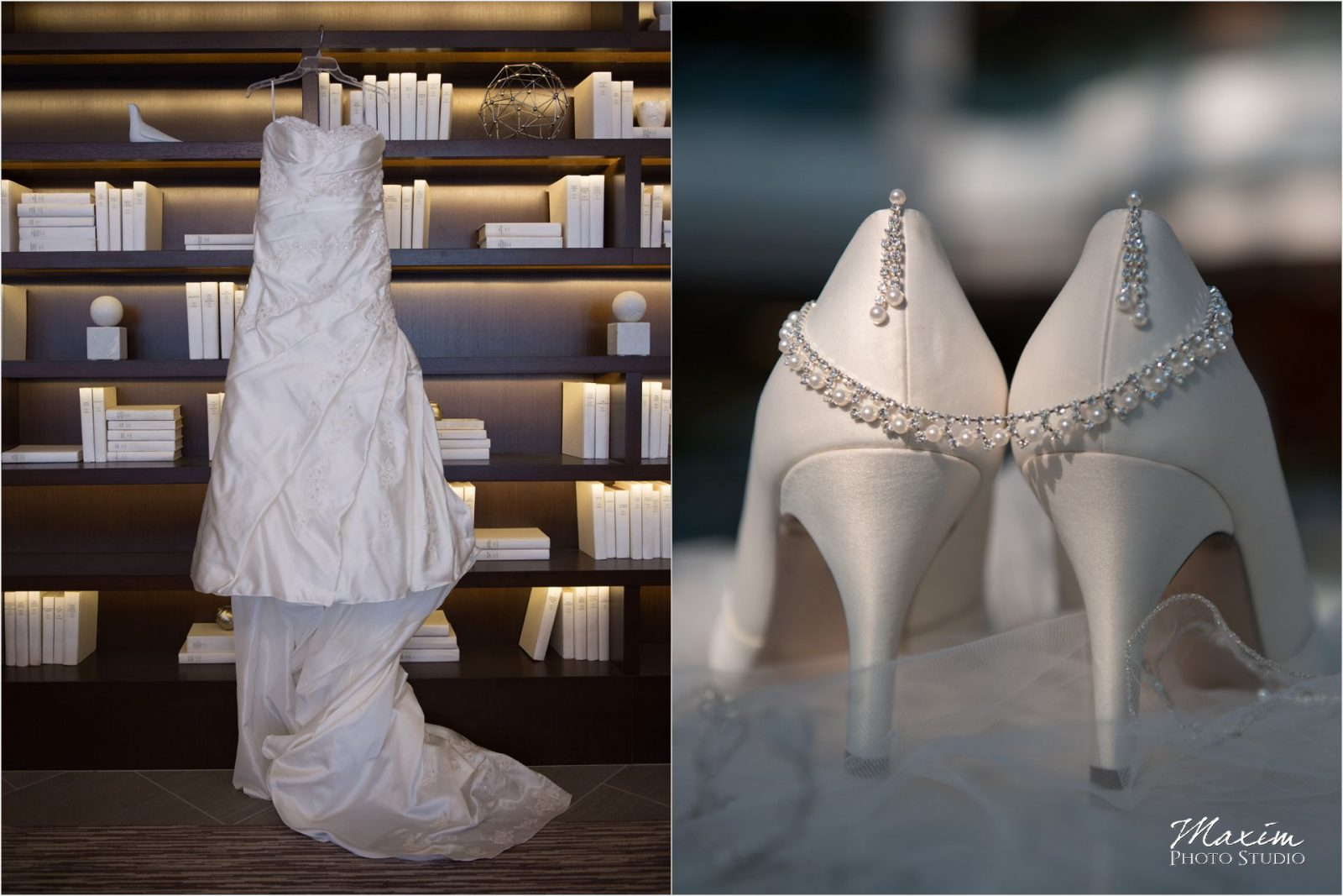 Hyatt Cincinnati Wedding Preparations