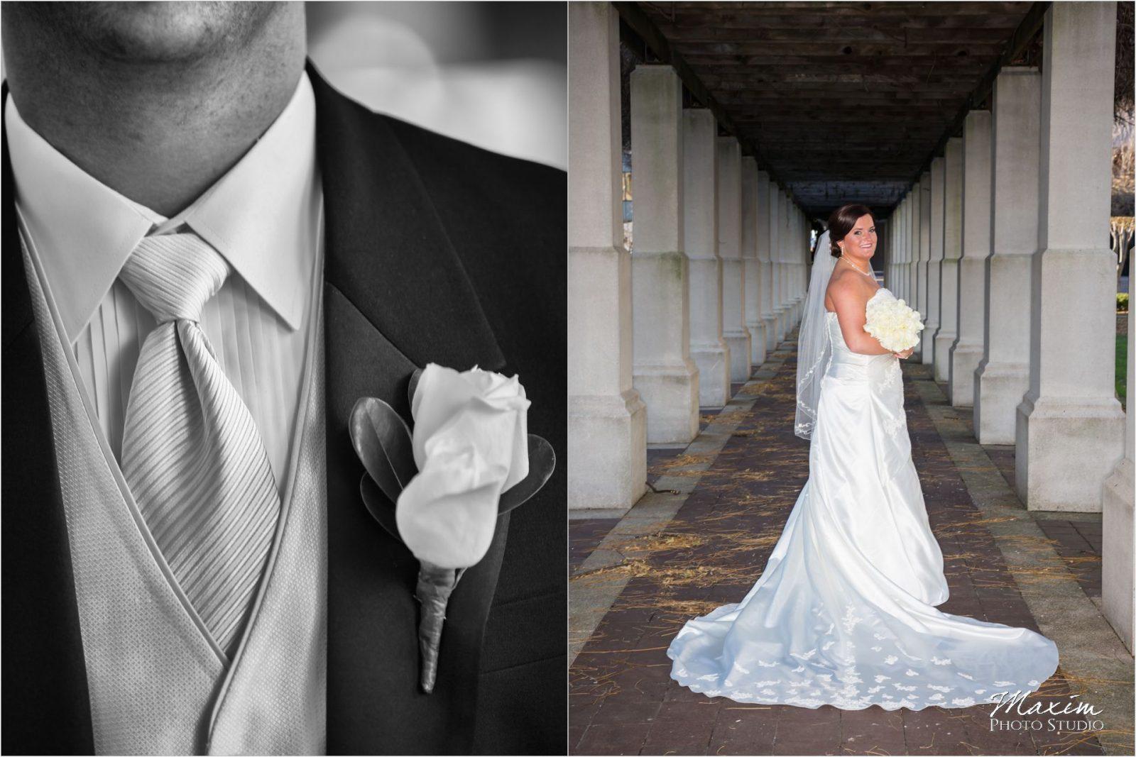 Hyatt Cincinnati Wedding Pictures