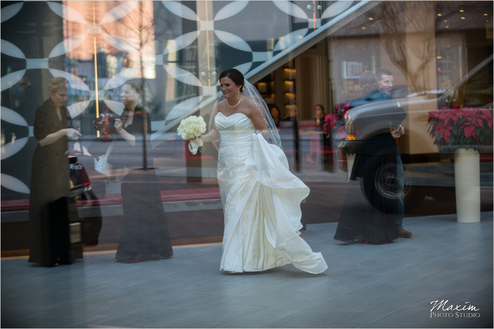 Hyatt Cincinnati Wedding Pictures