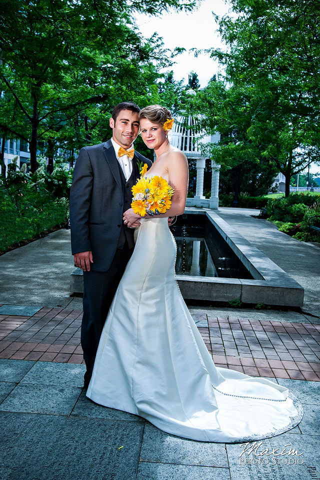 Wedding Photography Dayton Oh: Top Of The Market Dayton Ohio Wedding Photography