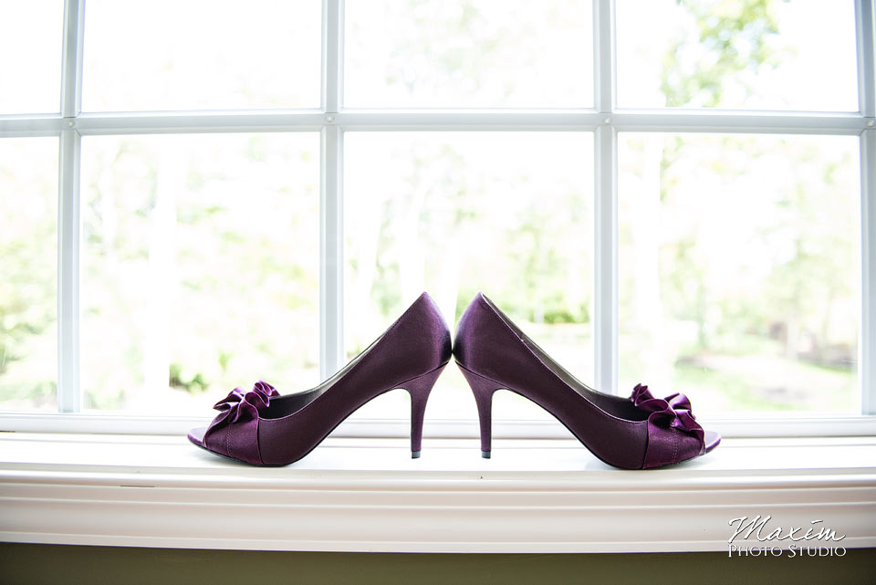 Manor House Wedding Shoes