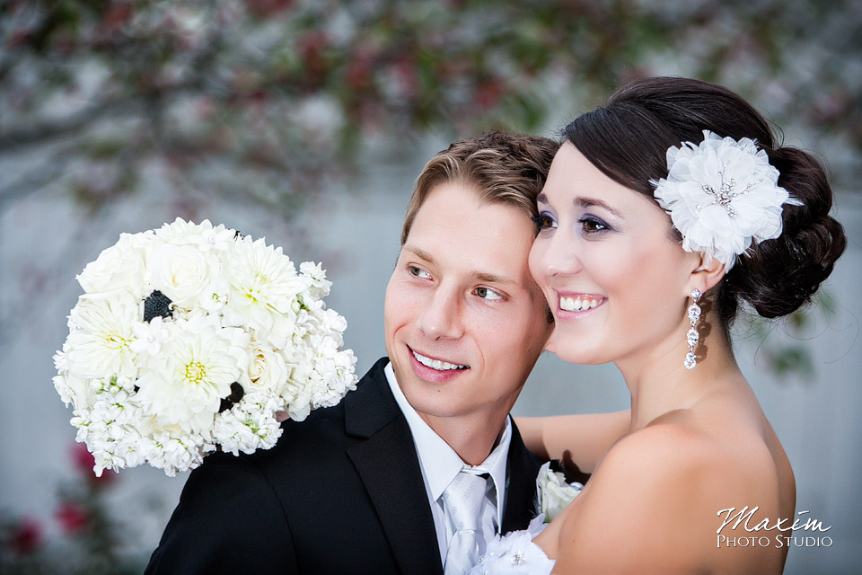 Manor House Ohio Wedding Portraits