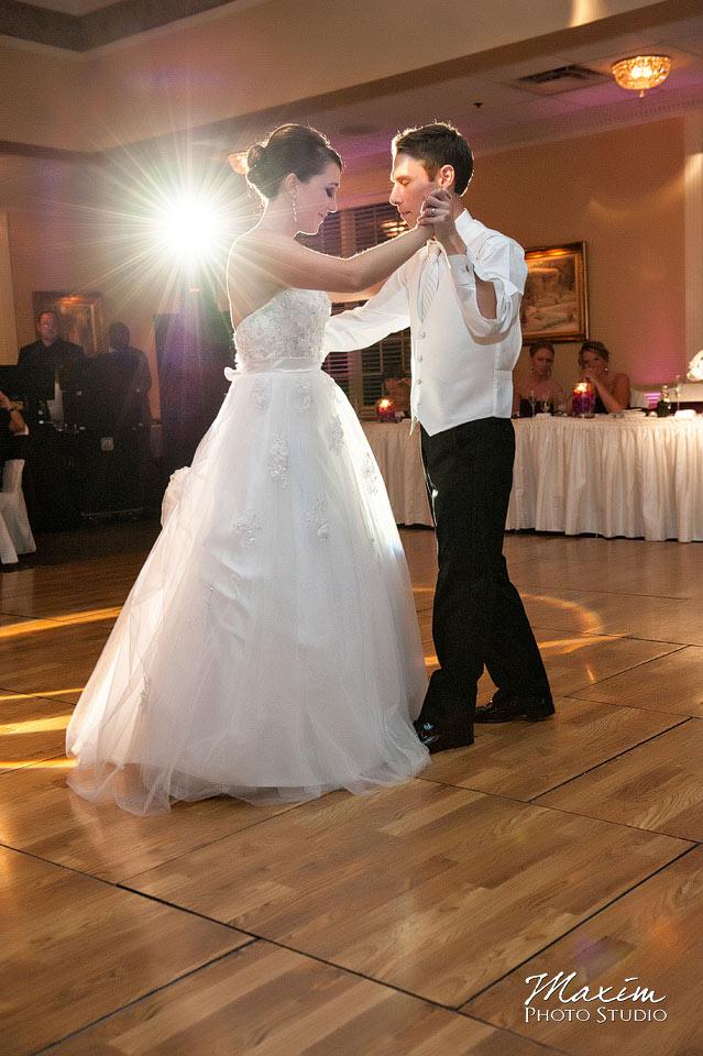 Manor House Wedding First Dance