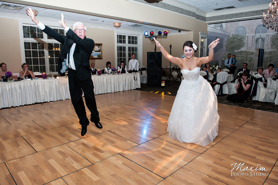 Manor House Fun Father Daughter Dance
